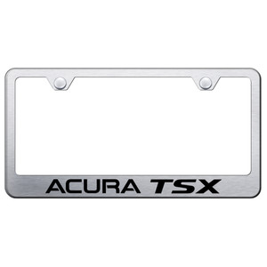 AUtomotive Gold | License Plate Covers and Frames | AUGD8648
