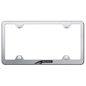 AUtomotive Gold | License Plate Covers and Frames | AUGD8653