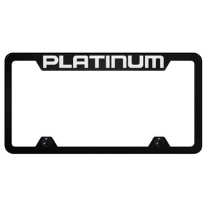 AUtomotive Gold | License Plate Covers and Frames | AUGD8713