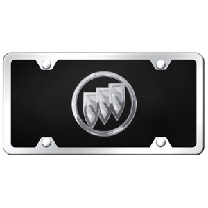 AUtomotive Gold   License Plate Covers and Frames   AUGD8714