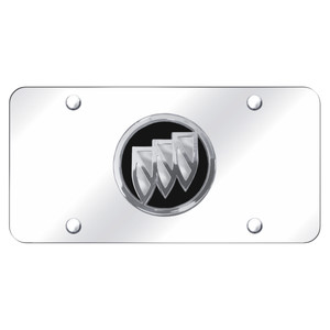 AUtomotive Gold   License Plate Covers and Frames   AUGD8722