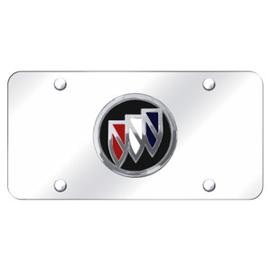 AUtomotive Gold   License Plate Covers and Frames   AUGD8726