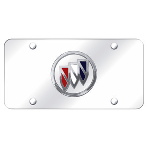 AUtomotive Gold   License Plate Covers and Frames   AUGD8728