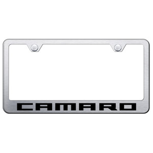 AUtomotive Gold | License Plate Covers and Frames | AUGD8735
