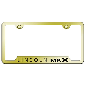 AUtomotive Gold | License Plate Covers and Frames | AUGD8769