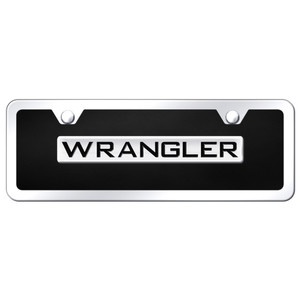 AUtomotive Gold | License Plate Covers and Frames | AUGD8779