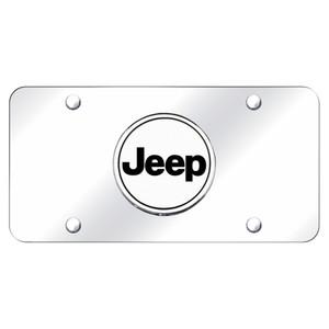 AUtomotive Gold | License Plate Covers and Frames | AUGD8796