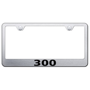 AUtomotive Gold | License Plate Covers and Frames | AUGD8799