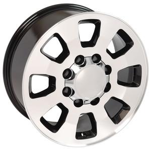 Upgrade Your Auto | 18 Wheels | 99-10 Chevrolet Silverado HD | OWH5677