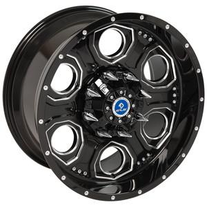 Upgrade Your Auto | 20 Wheels | 99-10 Chevrolet Silverado HD | OWH5828
