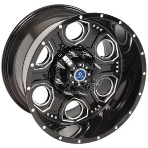 Upgrade Your Auto | 20 Wheels | 99-10 Chevrolet Silverado HD | OWH5845