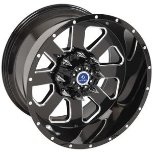 Upgrade Your Auto | 20 Wheels | 99-10 Chevrolet Silverado HD | OWH5880