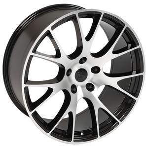 Upgrade Your Auto | 22 Wheels | 04-09 Dodge Durango | OWH6033