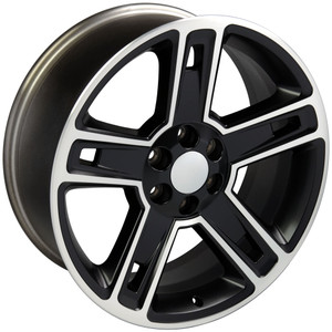 Upgrade Your Auto | 22 Wheels | 99-17 GMC Sierra 1500 | OWH6168