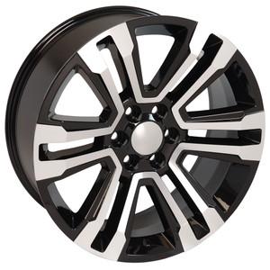 Upgrade Your Auto | 22 Wheels | 99-17 Chevrolet Silverado 1500 | OWH6349