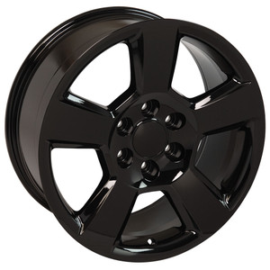 Upgrade Your Auto | 20 Wheels | 99-17 Chevrolet Silverado 1500 | OWH6363