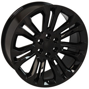 Upgrade Your Auto | 22 Wheels | 02-13 Chevrolet Avalanche | OWH6367