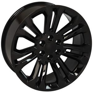 Upgrade Your Auto | 22 Wheels | 99-17 Chevrolet Silverado 1500 | OWH6370
