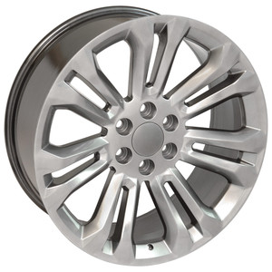 Upgrade Your Auto | 22 Wheels | 88-17 Chevrolet Suburban | OWH6385