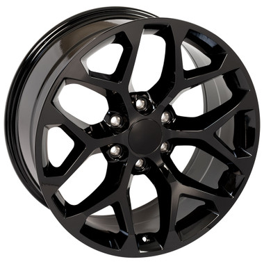 Upgrade Your Auto | 20 Wheels | 02-13 Chevrolet Avalanche | OWH6511