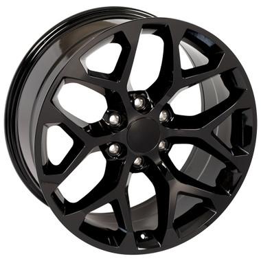 Upgrade Your Auto | 20 Wheels | 99-17 Chevrolet Silverado 1500 | OWH6514