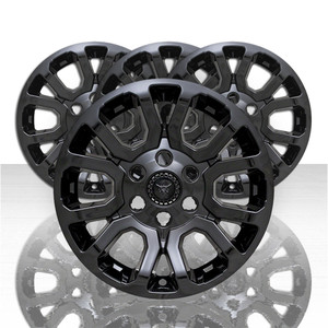 Auto Reflections | Hubcaps and Wheel Skins | 14-18 GMC Sierra 1500 | ARFH538