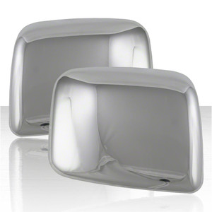 Auto Reflections | Mirror Covers | 08-15 Nissan Titan | ARFM208