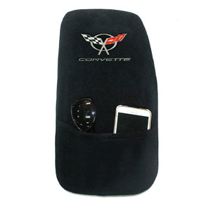 Seat Armour | Console Covers | 97-05 Chevrolet Corvette | SAR007B