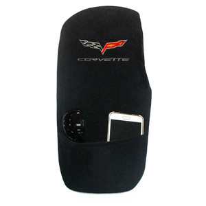Seat Armour | Console Covers | 05-14 Chevrolet Corvette | SAR008B