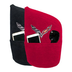 Seat Armour | Console Covers | 15-18 Chevrolet Corvette | SAR009