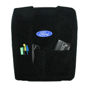 Seat Armour | Console Covers | 15-18 Ford F-150 | SAR012B