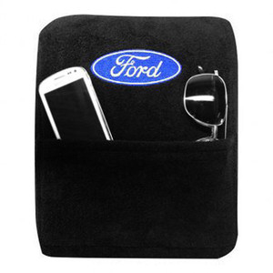 Seat Armour | Console Covers | 11-16 Ford F-150 | SAR013B