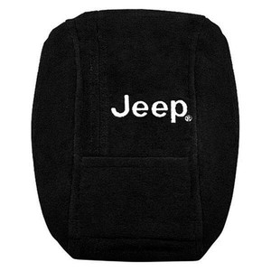 Seat Armour | Console Covers | 01-06 Jeep Wrangler | SAR024B