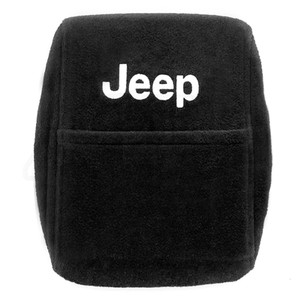 Seat Armour | Console Covers | 11-14 Jeep Wrangler | SAR026B