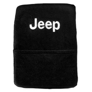 Seat Armour | Console Covers | 18-20 Jeep Wrangler | SAR028B