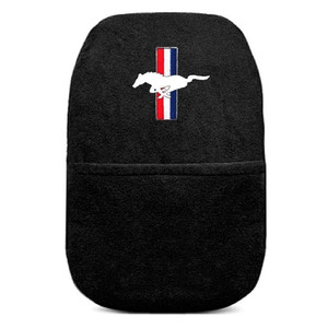 Seat Armour | Console Covers | 15-18 Ford Mustang | SAR033B