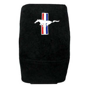 Seat Armour | Console Covers | 10-14 Ford Mustang | SAR035B