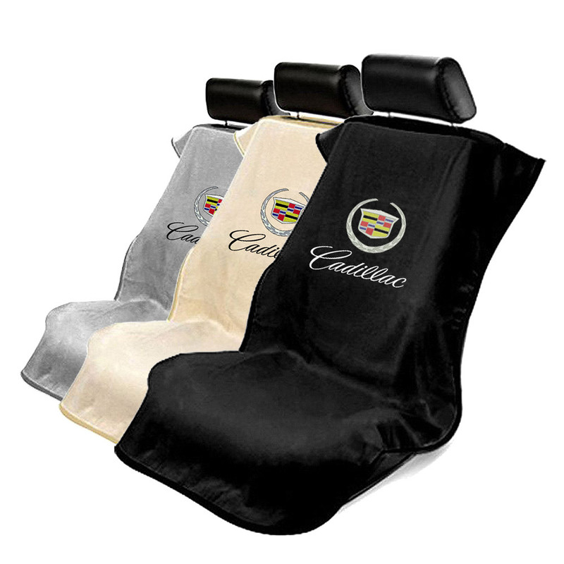 Remarkable Protective Seat Cover Towel For Cadillac Cadillac Logo From Seat Armour Pabps2019 Chair Design Images Pabps2019Com