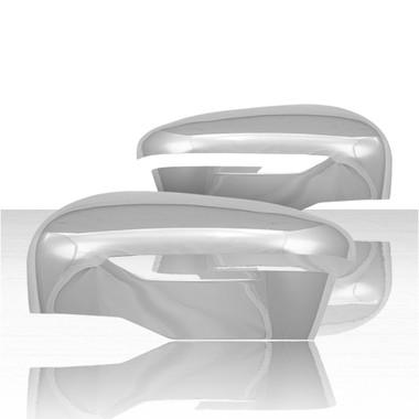 Auto Reflections   Mirror Covers   19-20 Chevrolet Silverado 1500   ARFM267