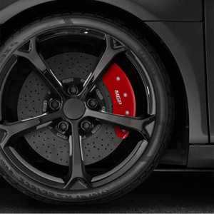 Caliper Covers Set of 4 Engraved 'MGP' for 2018-2019 Toyota CH-R