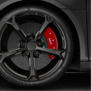 Caliper Covers Set of 2 Engraved 'MGP' for 2018 Kia Rio