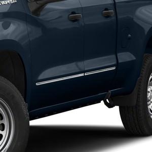 Brite Chrome | Side Molding and Rocker Panels | 19-20 Chevrolet Silverado 1500 | BCIR106