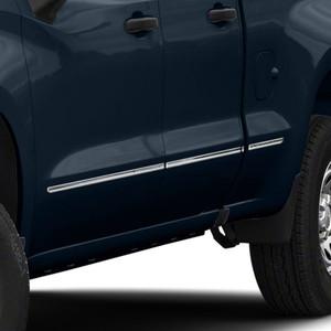 Brite Chrome | Side Molding and Rocker Panels | 19-20 Chevrolet Silverado 1500 | BCIR108