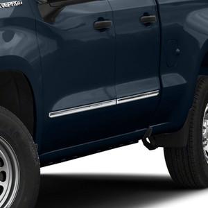 Brite Chrome | Side Molding and Rocker Panels | 19-20 Chevrolet Silverado 1500 | BCIR107