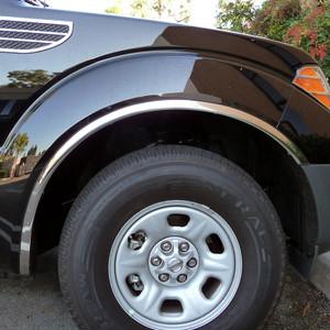 Premium FX   Fender Trim   05-14 Nissan Frontier   UFT053