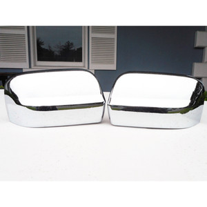 Luxury FX | Mirror Covers | 16-19 Nissan Titan | LUXFX3763