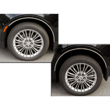 Luxury FX | Fender Trim | 17-19 Cadillac XT5 | LUXFX3876