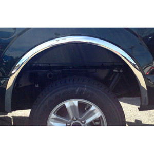 Luxury FX | Fender Trim | 18-19 Ford F-150 | LUXFX3882