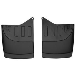 Husky Liners Rear Mud Guards Fits 99-05 Silverado//Sierra Stepside w//o Flares