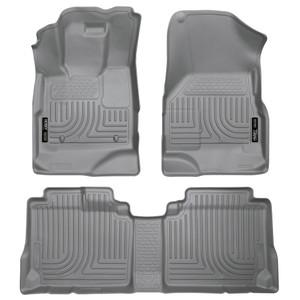 Husky Liners | Floor Mats | 10-17 Chevrolet Equinox | HUS1285